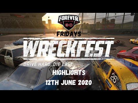 Highlights from FG Friday Wreckfest! 12th June 2020