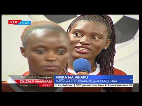 Zilizala Viwanjani: Mpira wa vikapu timu ya wanadada ya Equity wao ndio wabingwa wa ligi kuu ya KBF
