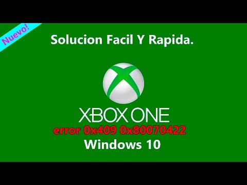 Error De Xbox App En Windows 10 0x409 - смотреть онлайн на Hah Life