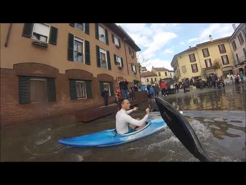 Canoe a Sesto Calende