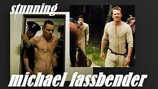 Michael Fassbender,  He is Singular...