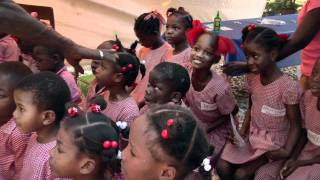 À Haiti avec la Starkey Hearing Foundation - Février 2011
