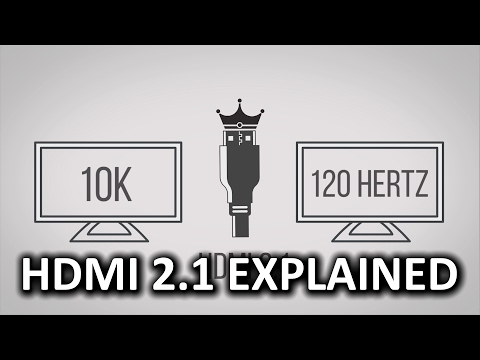 Everything You Need To Know About HDMI 2.1