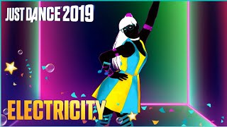 Just Dance 2019: Electricity by Silk City, Dua Lipa Ft. Diplo, Mark Ronson | Fanmade Collab Ft FinJD