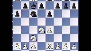 Dirty Chess Tricks against Sicilian defense - 3 (Taimanov/Kan/Paulsen Variations)
