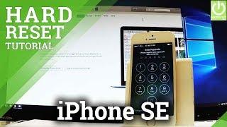APPLE iPhone SE Hard Reset / Bypass Passcode / Restoring / DFU Mode