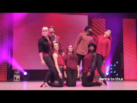 BirdGang Dance Company – Move It 2013