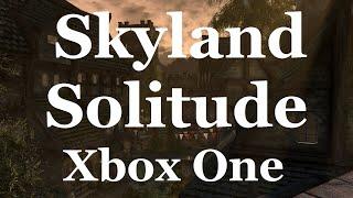 Skyrim SE- Best Female Body Mod- Xbox One - Самые лучшие видео
