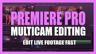 Multicam Editing in Premiere CC