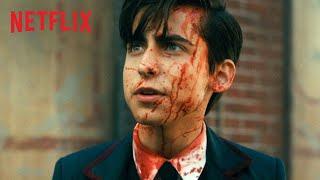 No. 5's Best Fight Scenes in The Umbrella Academy | Netflix