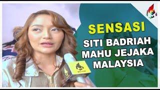 Gambar cover Siti Badriah mahu jejaka Malaysia | Melodi 2018