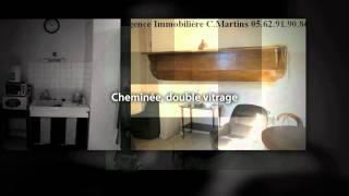 preview picture of video 'Maison F3 à vendre, Argeles Gazost, 54000€'