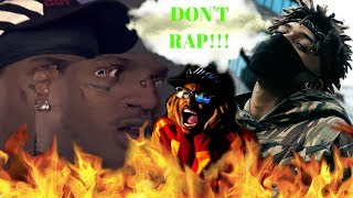 Damn This Is Hard! | Try Not To Rap UnderGround & Mainstream | Reaction