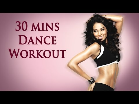 30 Mins Aerobic Dance Workout