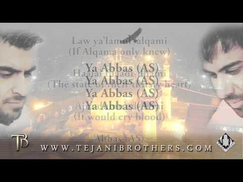 the tejani brothers ya abbas feat abather al halwachi