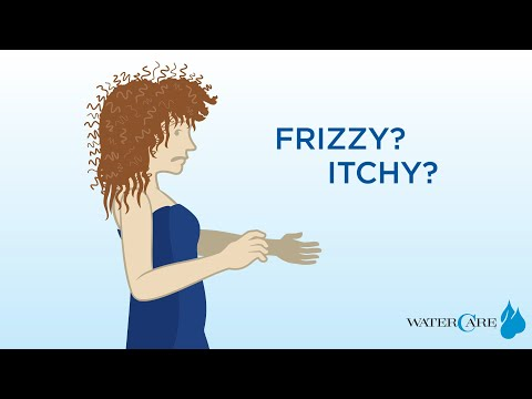 Hard Water Effects on Skin & Hair