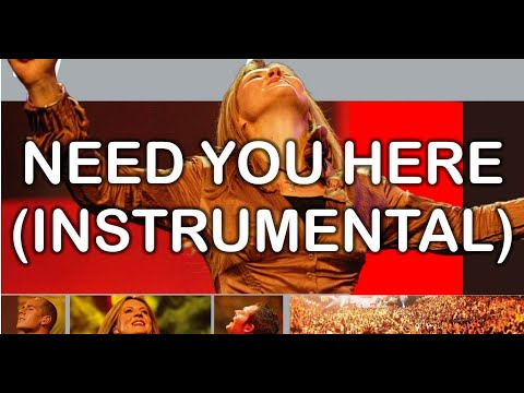 Need You Here (Instrumental) - Hope (Instrumentals) - Hillsong