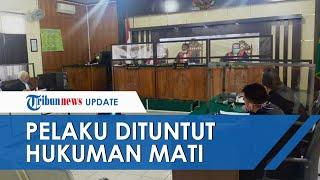 Pria Tega Cekik hingga Penggal Kepala Wanita di Kota Dumai, Kini Pelaku Dituntut Hukuman Mati
