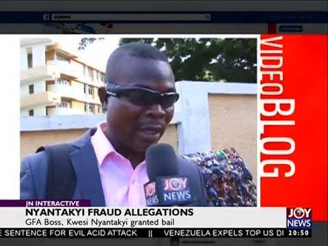 Nyantakyi Fraud Allegations - JoyNews Interactive (23-5-18)