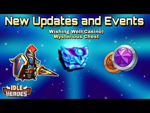 Idle Heroes (O) - New Events - Best Mysterious Gem Chest Ever