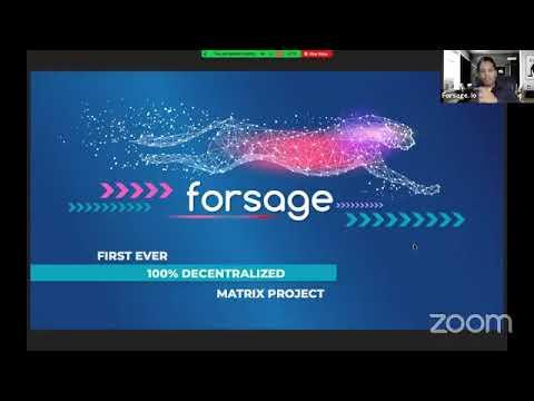 Forsage Webinar 23.5 in HINDI💲❗