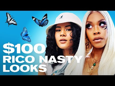 We Recreated Rico Nasty's Most Iconic Outfits (SHE WAS SHOOK) ~ NAYVA Ep #30 ~ FASHION & BEAUTY