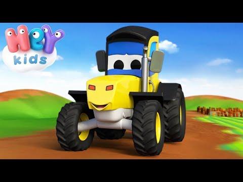 Der Traktor - Kinderlieder zum mitsingen | KinderliederTV