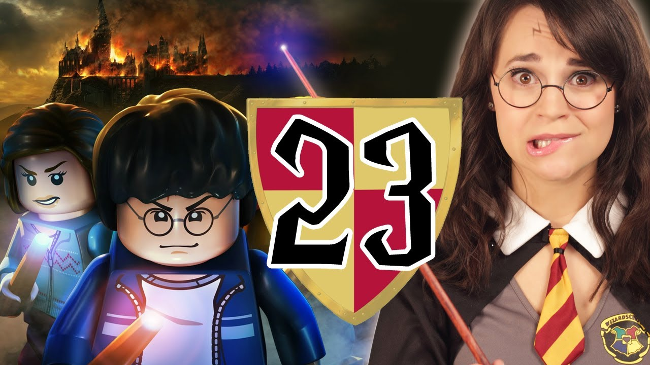 Lets Play Lego Harry Potter Years 5-7 - Part 23 thumbnail
