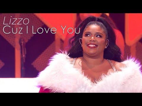 [라이브/징글볼] Cuz I Love You - Lizzo (리조) [가사해석/번역]