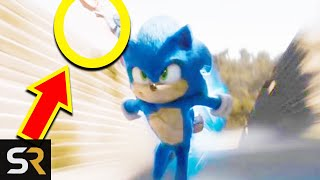 25 Things You Missed In The Sonic Movie