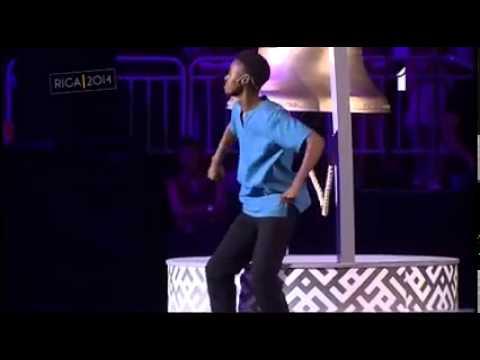 Shosholoza - World Choir Games 2014, Closing Ceremony