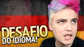 BRAZILIAN TRIES TO SPEAK GERMAN [+13]