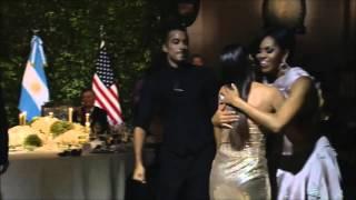 dans Obama danseaza tango