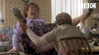 Mrs Brown's sticky situation - Mrs Brown's Boys: Preview - BBC One Christmas 2013
