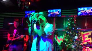 Lady In Waiting - Anything Box(Live at New Wave Bar 12/20/14)