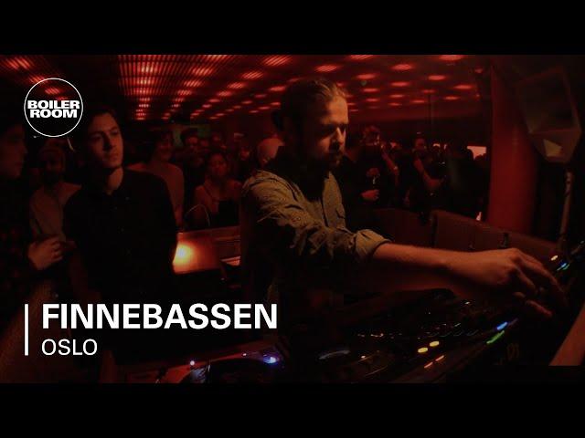 Finnebassen @ Boiler Room Oslo