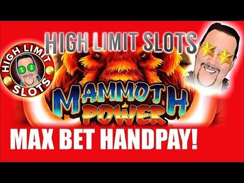 Mammoth Slot Machine 😱 MASSIVE WIN Multiplier😱 🌹 SPARKLING ROSES 🌹 Max Bet SLOT MACHINE POKIES