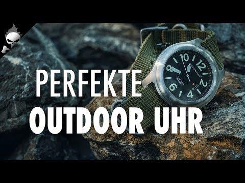 Tipp: Outdoor-Uhr
