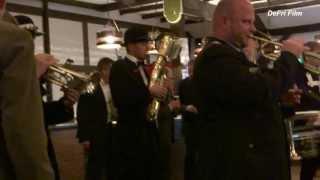 preview picture of video 'Die Prager Harpstedt und das Jugend Blasorchester Beckeln Schützenfest Nachfeier 25.05.13'