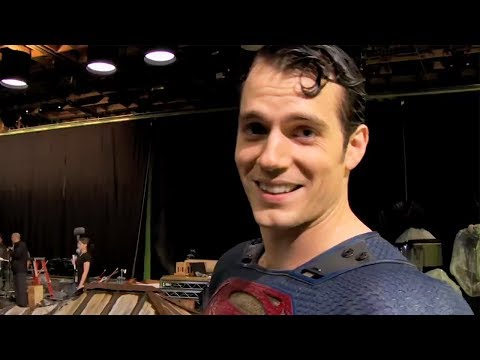 BATMAN V SUPERMAN Behind the Scenes Stunts (2016)