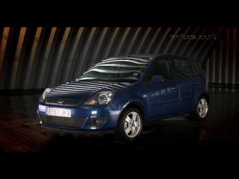 Ford Fiesta (2002 - 2008) Review Video