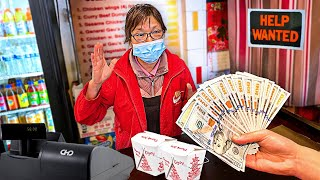 Ordering from Struggling Restaurants Then Tipping $5,000!