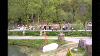 preview picture of video 'Altensteig and Angelpark'