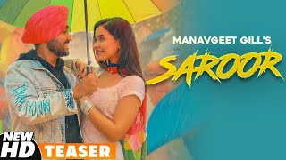 Saroor (Teaser) | Manavgeet Gill | Latest Punjabi Teasers 2020 | Speed Records