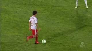 SC Wr. Neustadt 1-5 FC Red Bull Salzburg 20.07.2013 Geniş Özet..Highlights
