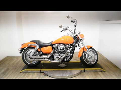 2007 Kawasaki Meanstreak in Wauconda, Illinois - Video 1