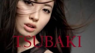 TSUBAKI「グラマラスな髪小嶋陽菜/SashaPivovarova」篇30秒