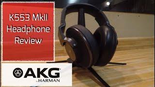 AKG K553 MkII Headphones - Honest Review