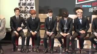 [131128] EXO's Showtime Basın Konferansı [TR]