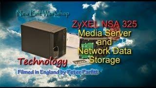 ZyXEL NSA 325 Media Server - Review